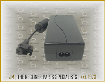 JM60 - 2 pin OKIN recliner transformer